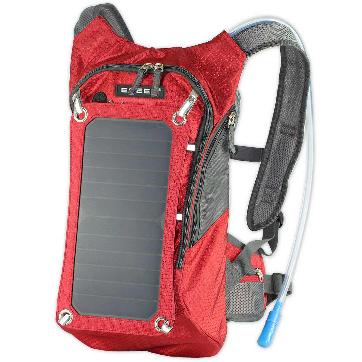Hydration Backpack With 1 8l Bladder Bag Ece 611red